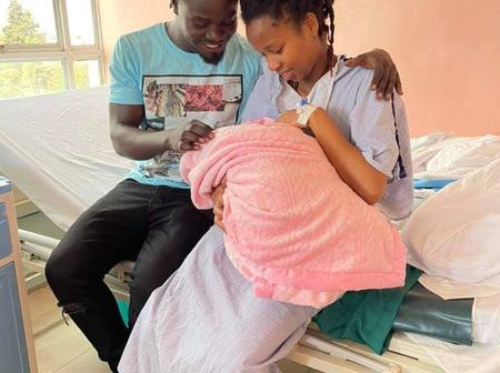 Mulamwah Excited After His Daughter Hits 100k Followers On Facebook