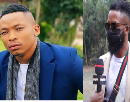Otile Brown's Manager Speaks After Deletion Of His Top Songs From YouTube (Video)