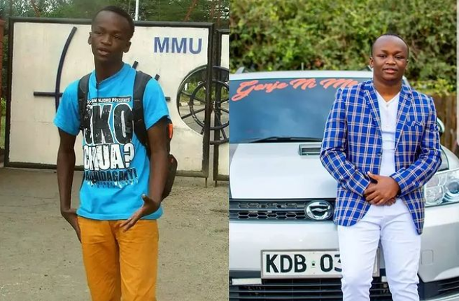 Nobody Wanted To Talk To Me Because I Was Broke- VDJ Jones Reminisces Campus Life With Throwback Photo
