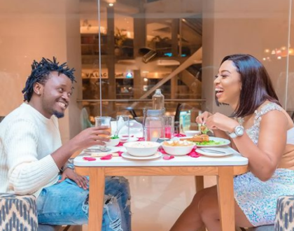 Congratulations Are In Order For Bahati And Diana Marua!