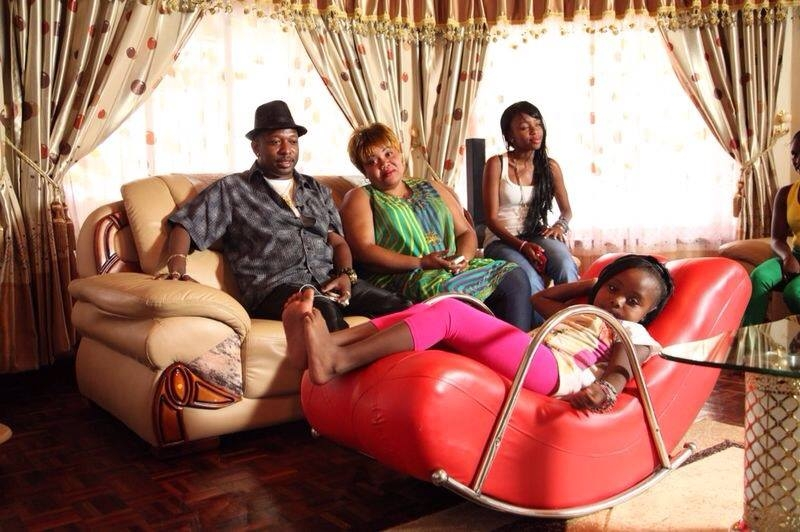 Image result for images of Sonko and his family