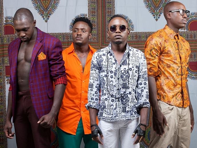 After Their MTV Win,Sauti Sol Continues To Top The Charts - Ghafla!