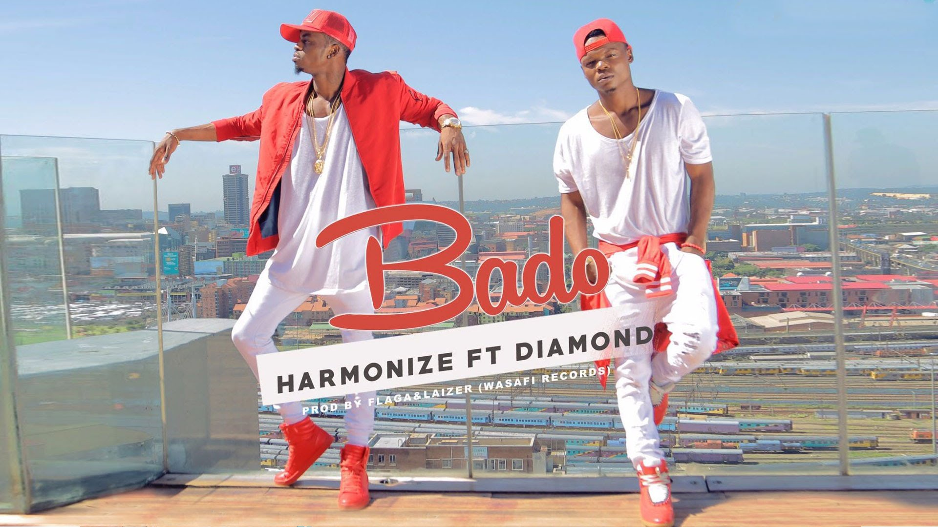 Harmonize Ft Diamond Platnumz - Bado