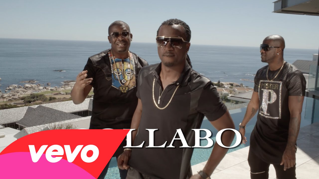 P-Square ft. Don Jazzy - Collabo