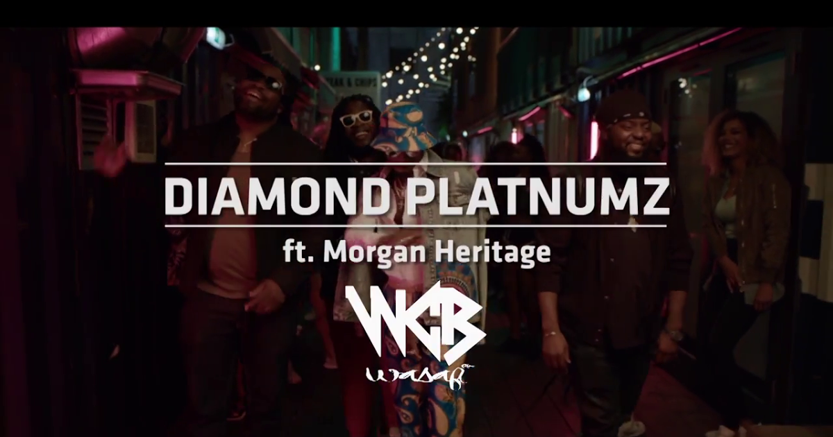 Diamond Platnumz ft. Morgan Heritage - Hallelujah