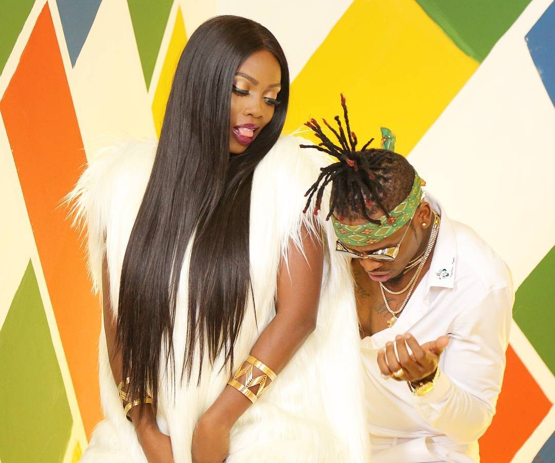 Diamond Platnumz Ft. Tiwa Savage - Fire