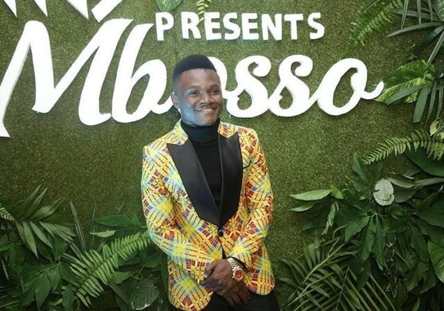 Mbosso - Alelee