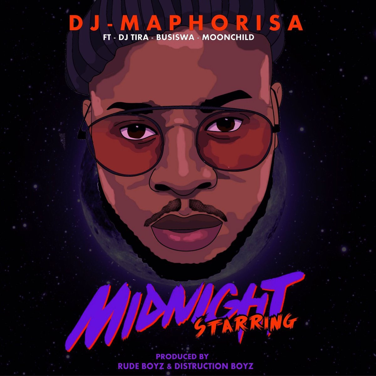 Dj Tira & Dj Maphorisa ft Busiswa & MoonChild - Midnight Starring