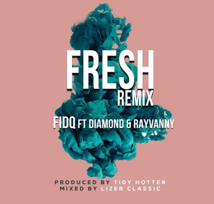 DOWNLOAD mp3: Fid Q - Fresh (Remix) Ft  Diamond Platnumz