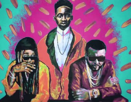 Mr. Eazi & Major Lazer ft. French Montana Ty Dolla - Leg Over Remix