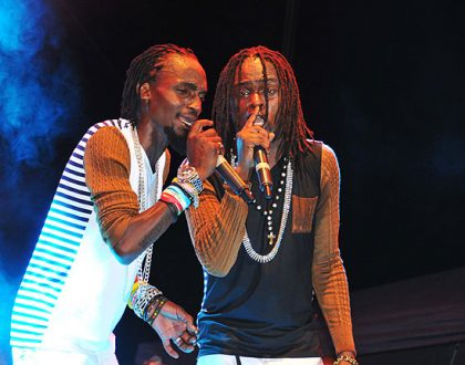 Radio & Weasel - Kintu Riddim ft. Jose Chameleone, Magic Washington