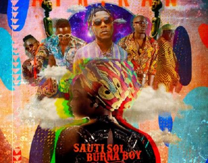 Sauti Sol Drops New Song 'Afrikan Star,' Featuring Burna Boy (Watch & Listen)