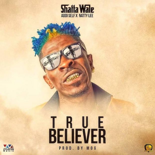 Image result for shatta wale true believer