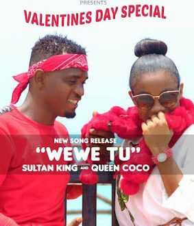 Queen coco - Wewe tu ft. Sultan king