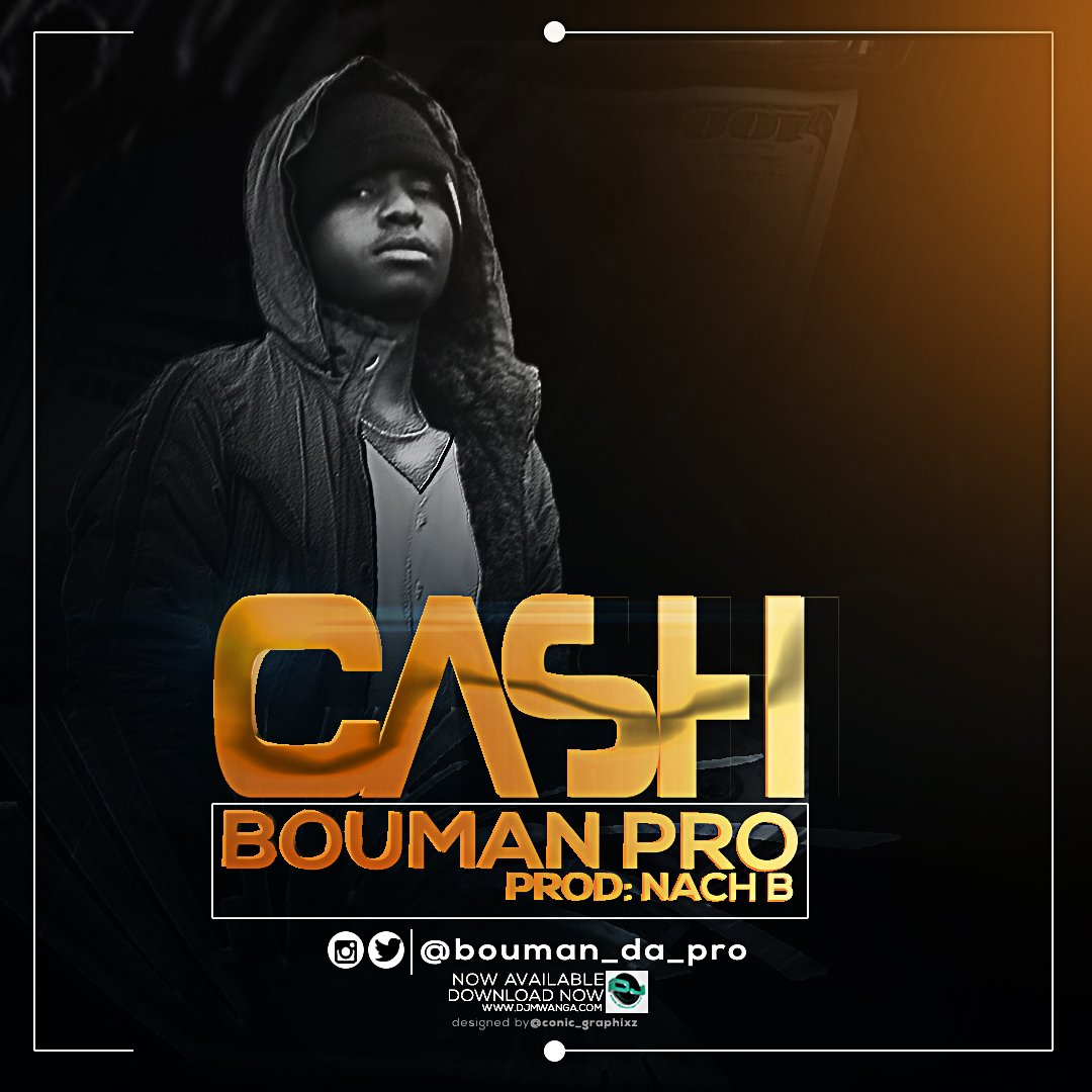 Bou Man - Cash