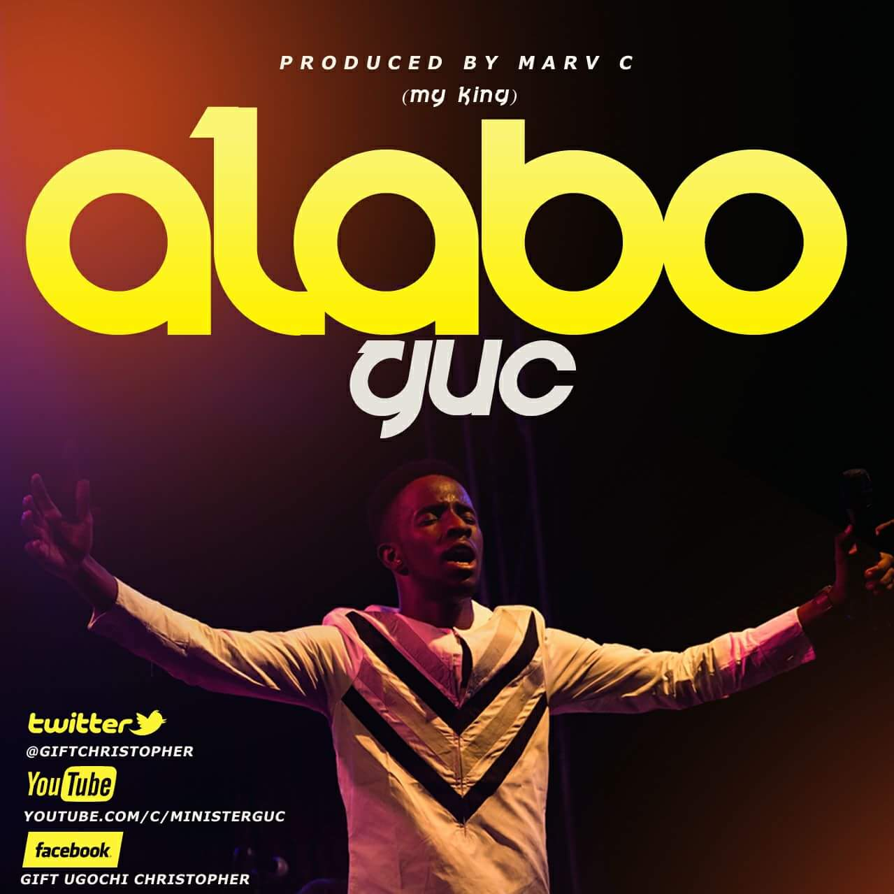 DOWNLOAD mp3: GUC - Alabo (My King) - Ghafla! Music