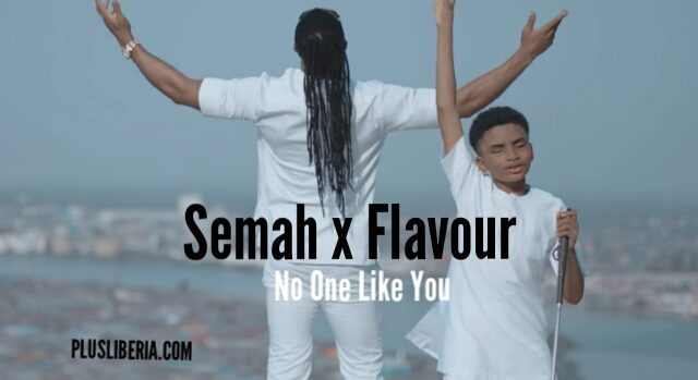 DOWNLOAD mp3: Semah – No One Like You Ft  Flavour - Ghafla