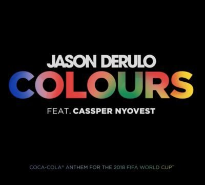 Jason Derulo - Colours ft. Cassper Nyovest
