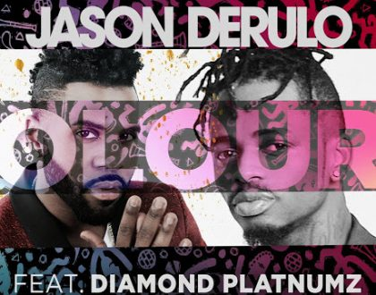 Jason Derulo - Colours ft. Diamond Platnumz