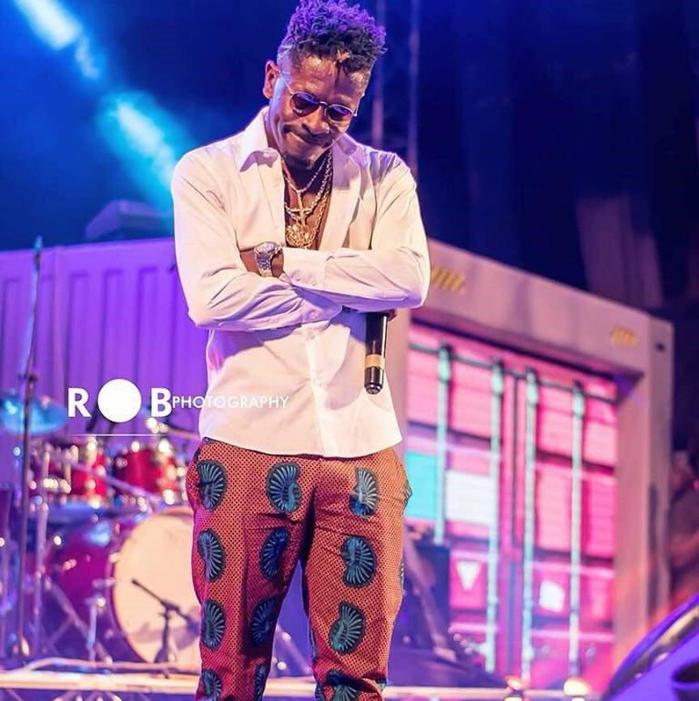DOWNLOAD mp3: Shatta Wale – All Eyes On Me - Ghafla! Music