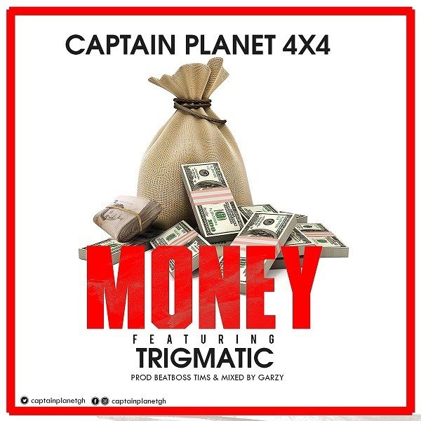 Captain Planet – Money ft. Trigmatic