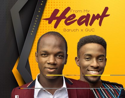 Baruch - From My Heart ft. GUC