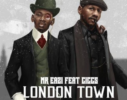 Mr. Eazi - London Town ft. Giggs