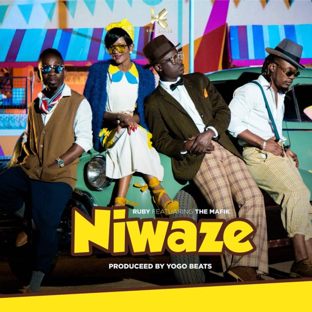 VIDEO | Ruby Ft  The Mafik - Niwaze | Watch/Download
