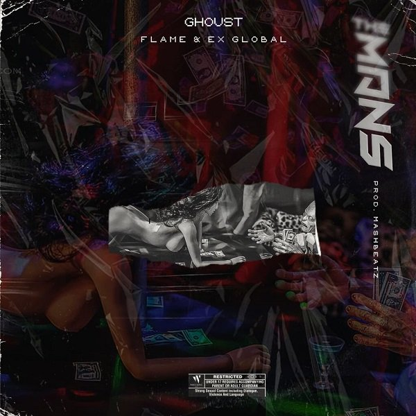 Ghoust - The Mans ft. Ex Global & Flame