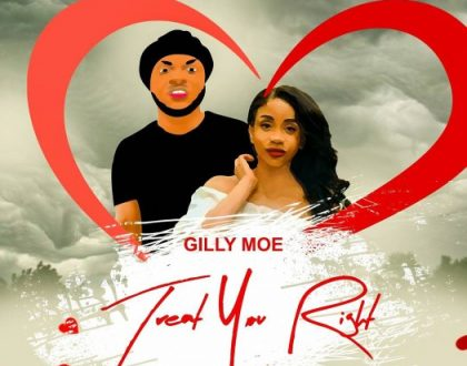 Gilly Moe - Treat You Right