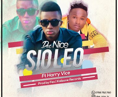 Dee NICE – SIO LEO Ft. Harry VICE