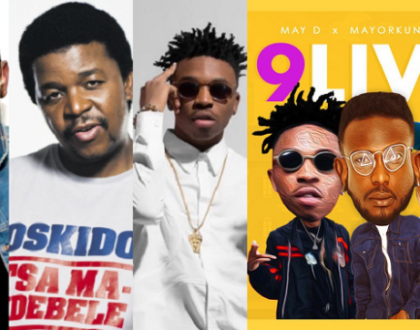 May D – 9 Lives Ft. Oskido X Mayorkun
