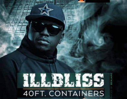 iLLbliss – 40 Feet Container ft. Olamide