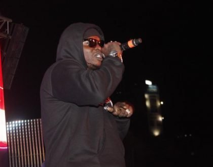 PHOTOS: This Is How It Went Down At Khaligraph's Album Launch Party #Testimony1990 At KICC.