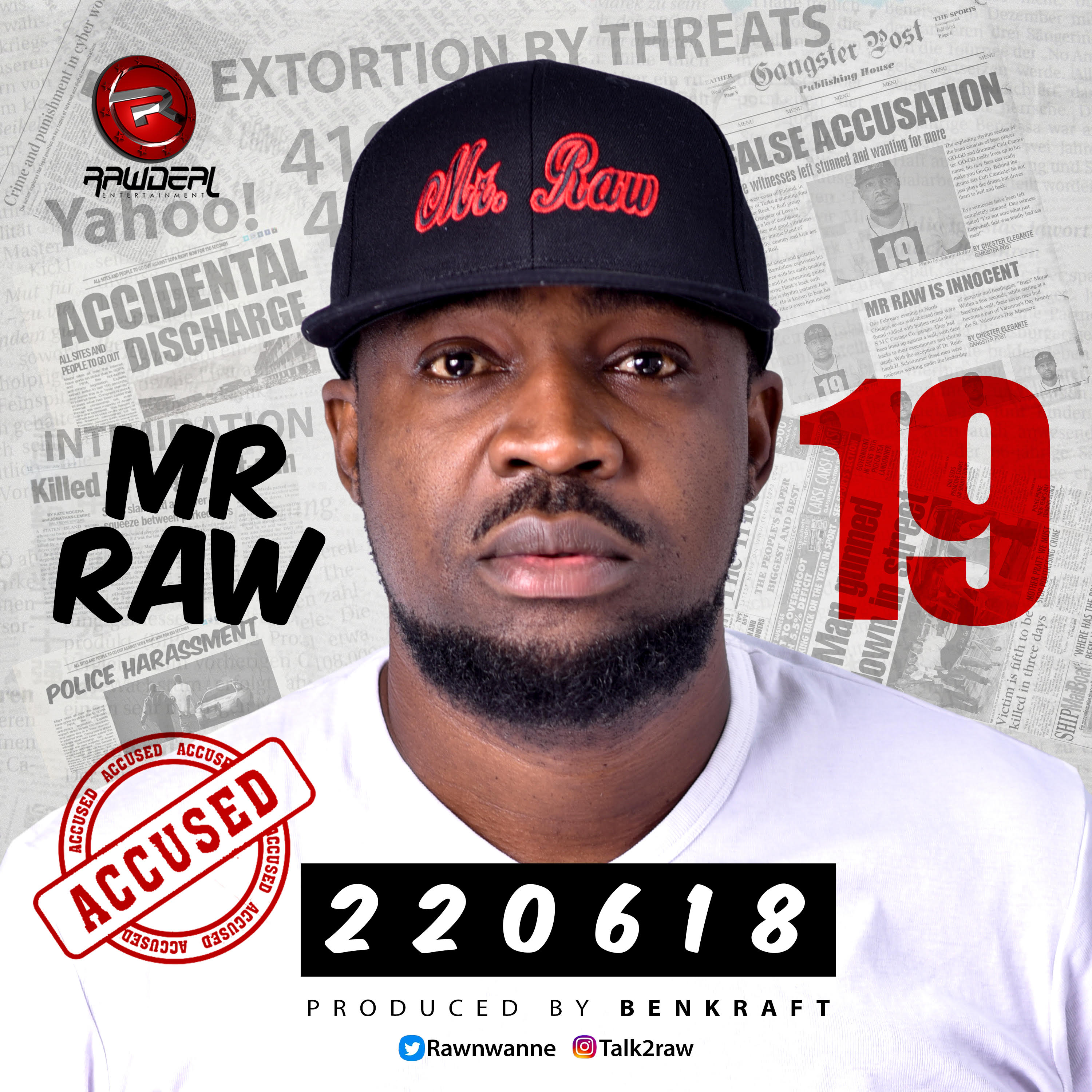 DOWNLOAD mp3: Mr  Raw – 19 - Ghafla! Music & Entertainment
