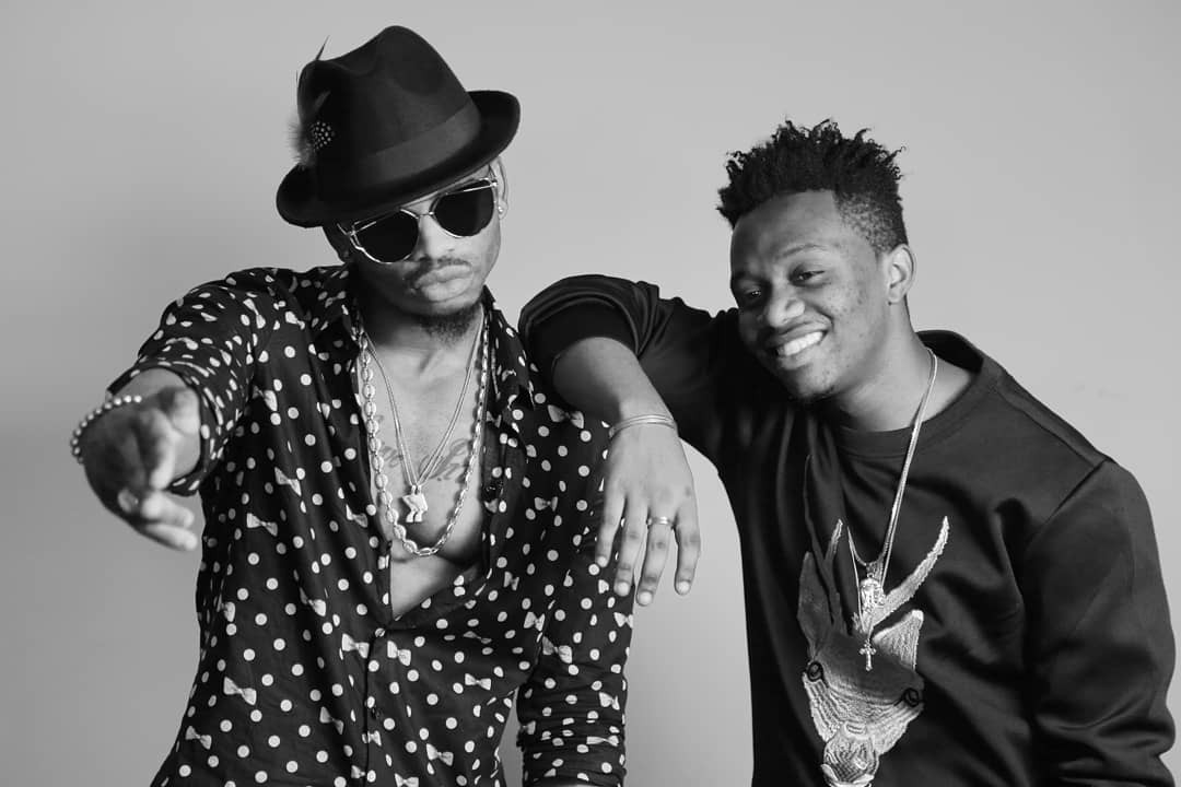DOWNLOAD mp3: Diamond Platnumz - Iyena Ft  Rayvanny - Ghafla!
