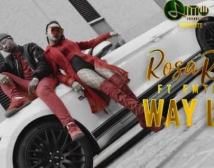 Rosa Ree – Way Up ft. Emtee