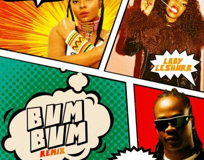 Yemi Alade – Bum Bum (Remix) ft. Admiral T & Lady Leshurr