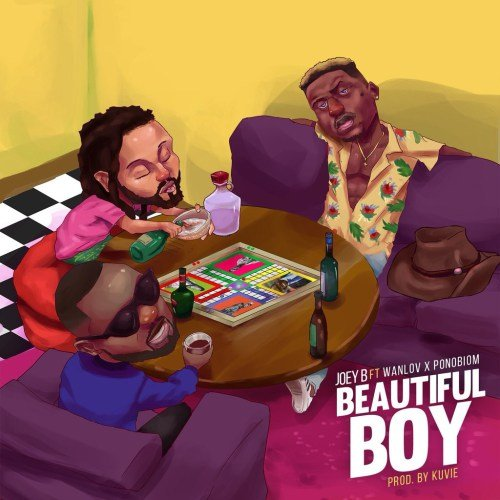 Joey B – Beautiful Boy ft. Yaa Pono & Wanlov
