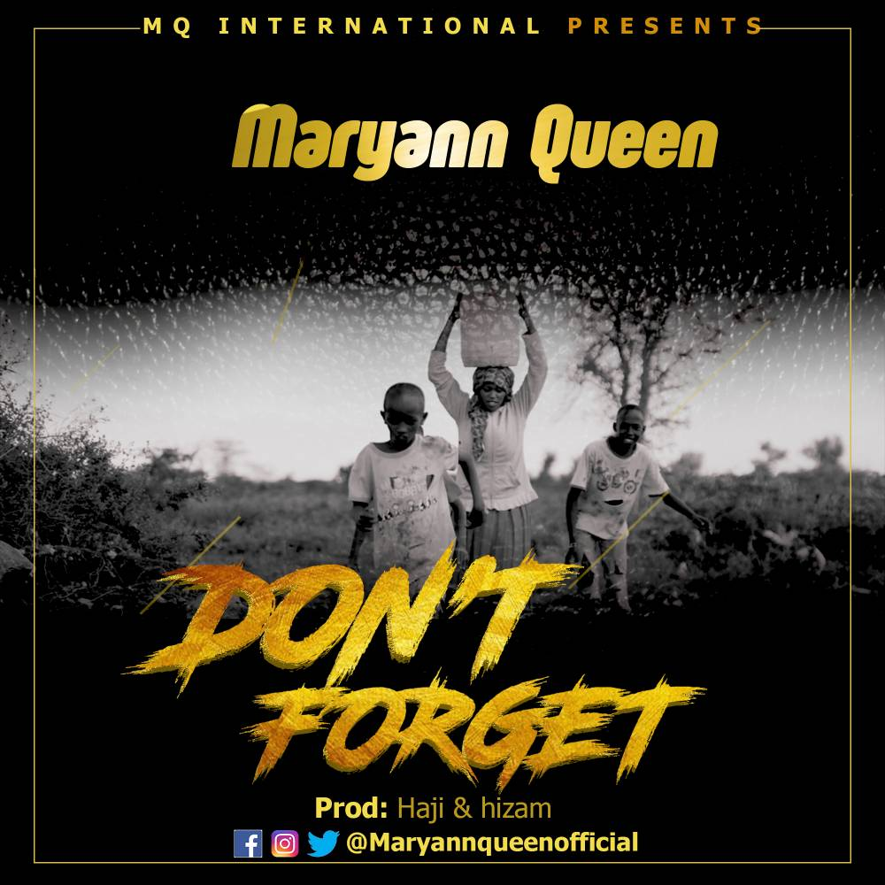 Maryann Queen - Don't Forget