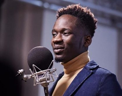 Mr. Eazi – Meant To Be ft. Lousika