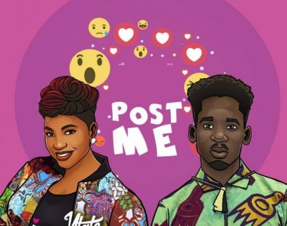 Irene Ntale – Post Me Ft. Mr. Eazi