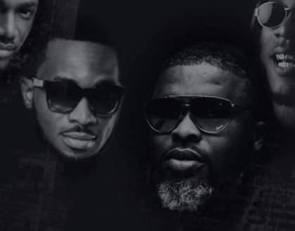 Larry Gaaga - Baba Nla ft. Burna Boy, 2Baba & D'Banj