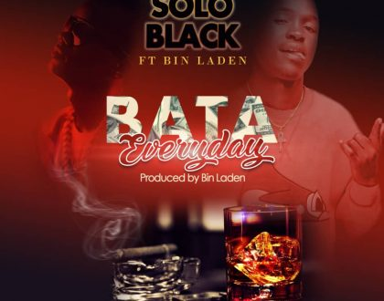 Solo black - Bata Everyday Ft. Binladen