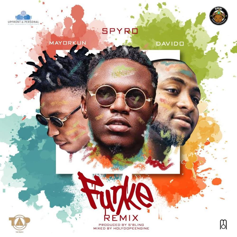 Spyro - Funke (Remix) ft. Davido & Mayorkun