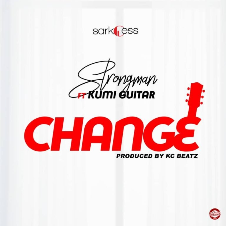 Strongman - Change ft. Kumi Guitar