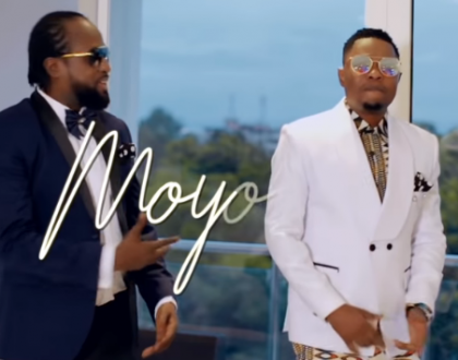 Christian Bella – Moyo ft. Werrason