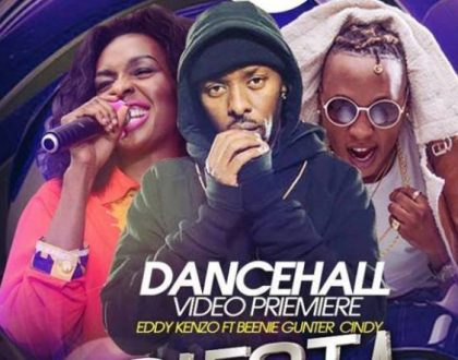Eddy Kenzo - Dancehall ft. Cindy & Beenie Gunter