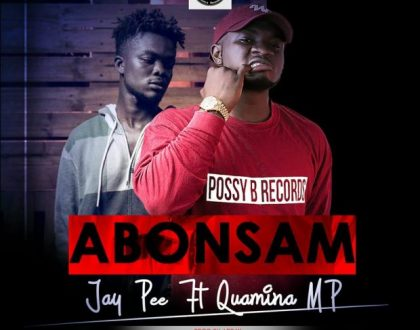 Jay Pee - Abonsam Ft. Quamina Mp