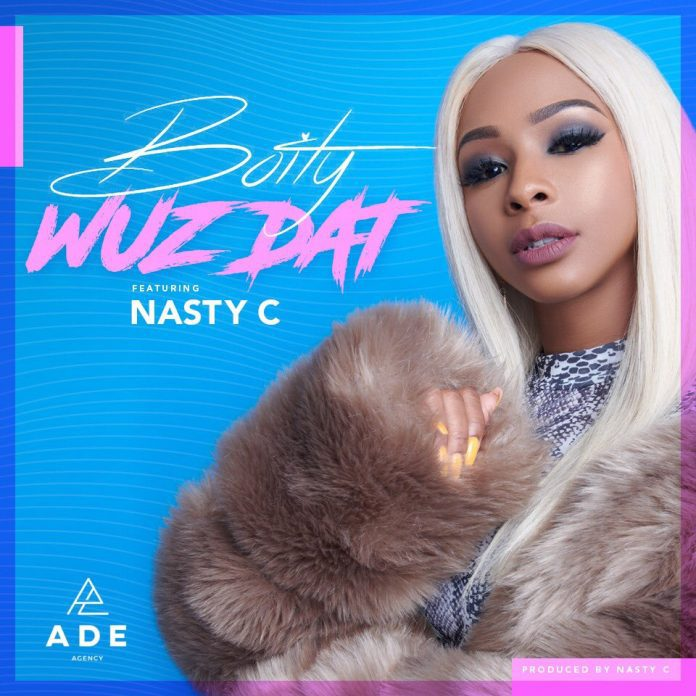 DOWNLOAD mp3: Boity – Wuz Dat Ft  Nasty C - Ghafla! Music